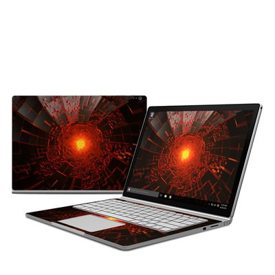 Microsoft Surface Book Skin - Divisor