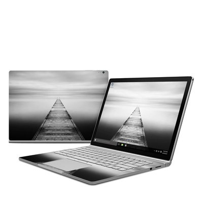 Microsoft Surface Book Skin - Dock