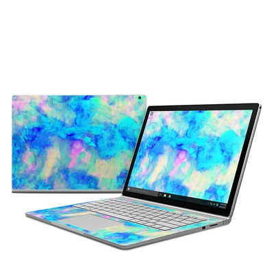Microsoft Surface Book Skin - Electrify Ice Blue
