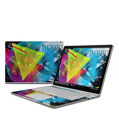 Microsoft Surface Book Skin - Element-City