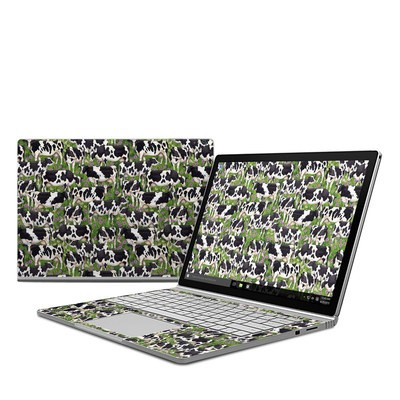 Microsoft Surface Book Skin - Farm Cows