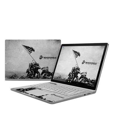 Microsoft Surface Book Skin - Flag Raise