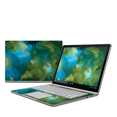 Microsoft Surface Book Skin - Fluidity