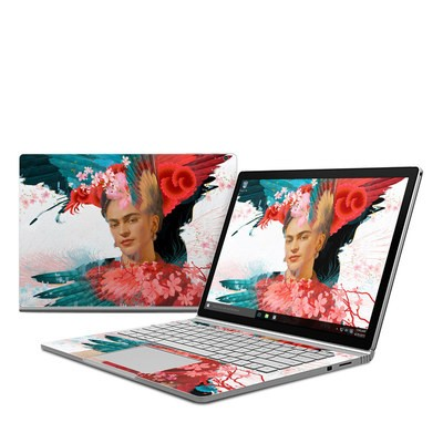 Microsoft Surface Book Skin - Frida