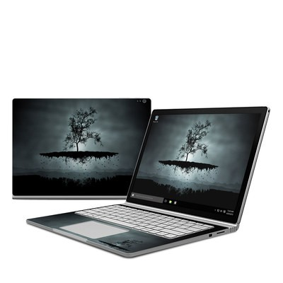 Microsoft Surface Book Skin - Flying Tree Black