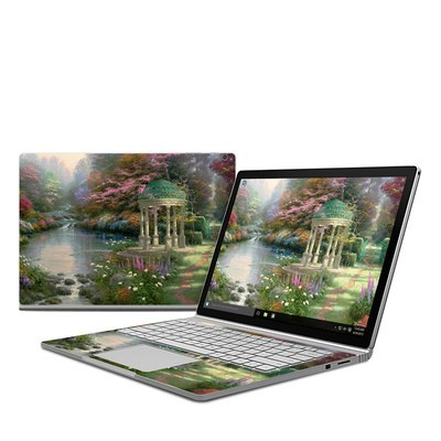 Microsoft Surface Book Skin - Garden Of Prayer