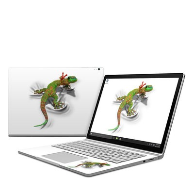 Microsoft Surface Book Skin - Gecko