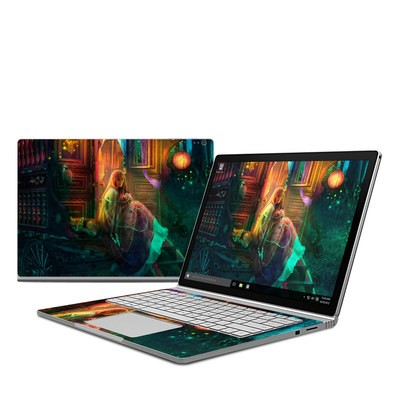 Microsoft Surface Book Skin - Gypsy Firefly