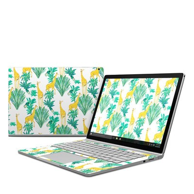 Microsoft Surface Book Skin - Girafa