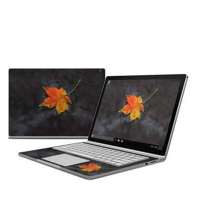Microsoft Surface Book Skin - Haiku
