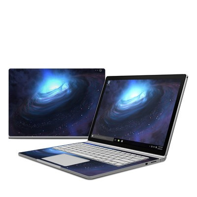 Microsoft Surface Book Skin - Hidden Forces