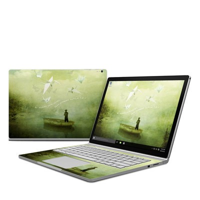 Microsoft Surface Book Skin - If Wishes