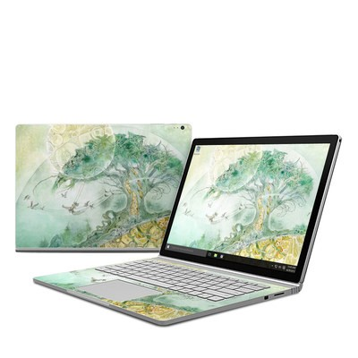 Microsoft Surface Book Skin - Inner Workings