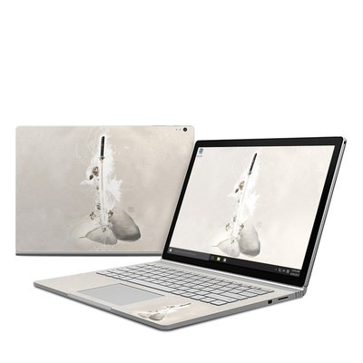 Microsoft Surface Book Skin - Katana Gold