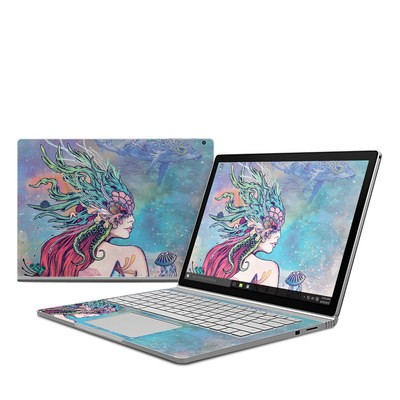 Microsoft Surface Book Skin - Last Mermaid