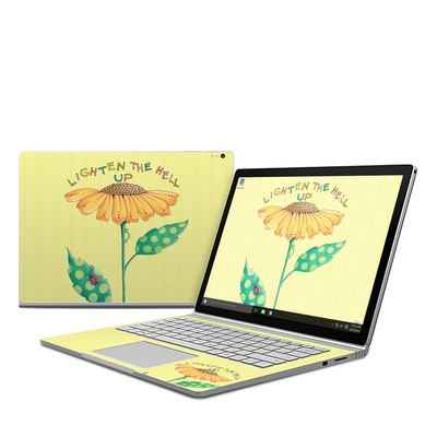 Microsoft Surface Book Skin - Lighten Up
