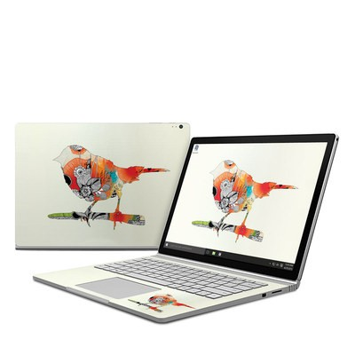 Microsoft Surface Book Skin - Little Bird