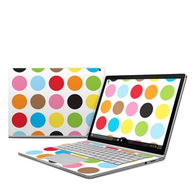 Microsoft Surface Book Skin - Multidot