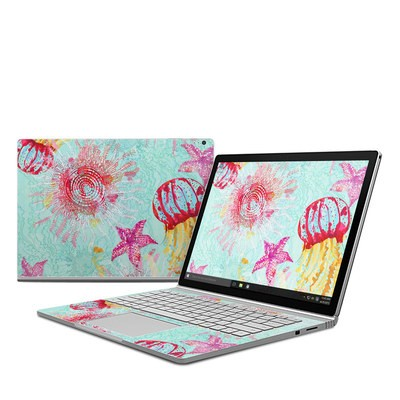 Microsoft Surface Book Skin - Meduzas