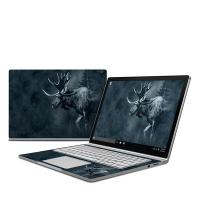 Microsoft Surface Book Skin - Moose