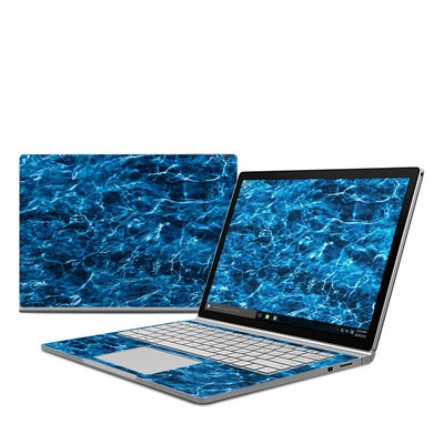 Microsoft Surface Book Skin - Mossy Oak Elements Agua