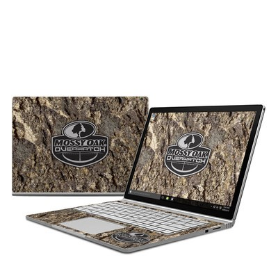 Microsoft Surface Book Skin - Mossy Oak Overwatch