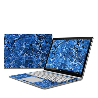 Microsoft Surface Book Skin - Marble Bubbles