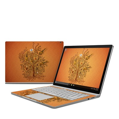 Microsoft Surface Book Skin - Orchestra