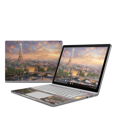 Microsoft Surface Book Skin - Paris City of Love