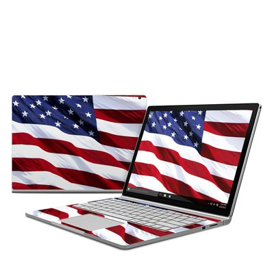 Microsoft Surface Book Skin - Patriotic