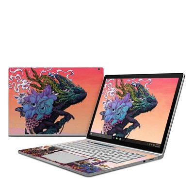 Microsoft Surface Book Skin - Phantasmagoria
