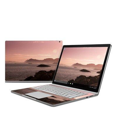 Microsoft Surface Book Skin - Pink Sea