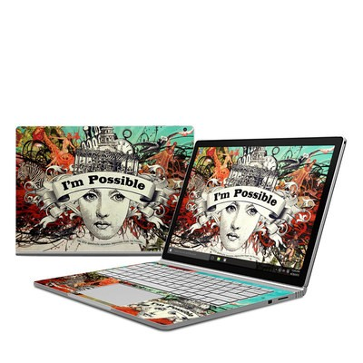 Microsoft Surface Book Skin - Possible