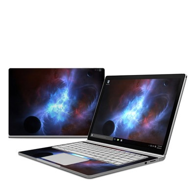 Microsoft Surface Book Skin - Pulsar