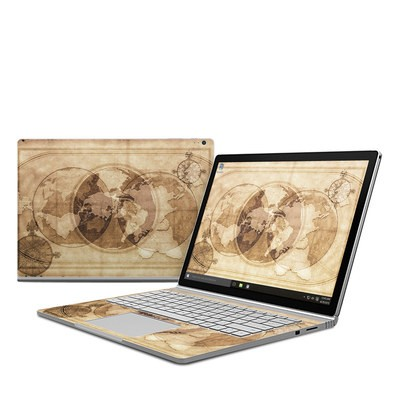 Microsoft Surface Book Skin - Quest