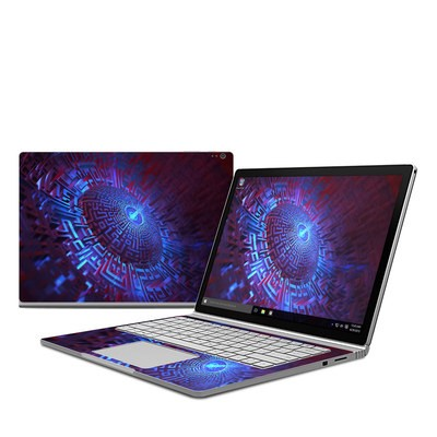 Microsoft Surface Book Skin - Receptor