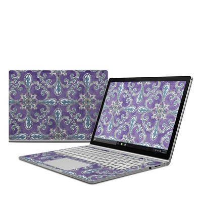 Microsoft Surface Book Skin - Royal Crown