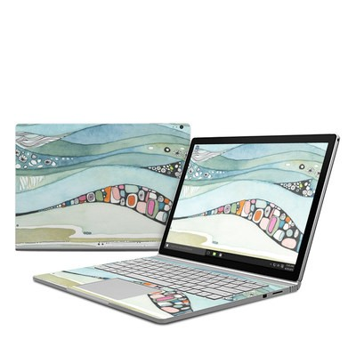Microsoft Surface Book Skin - Sea of Love