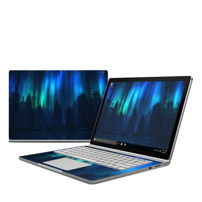 Microsoft Surface Book Skin - Song of the Sky