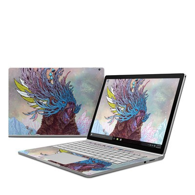 Microsoft Surface Book Skin - Spirit Bear