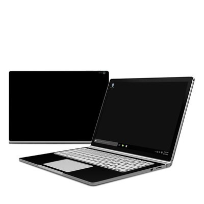 Microsoft Surface Book Skin - Solid State Black