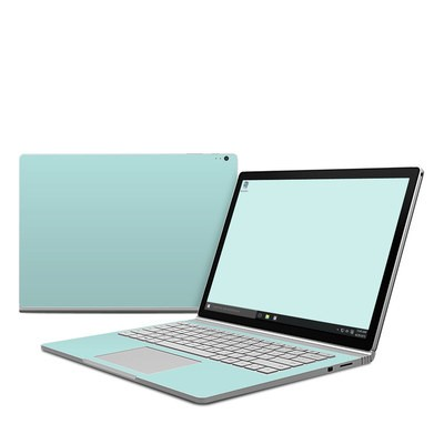 Microsoft Surface Book Skin - Solid State Mint