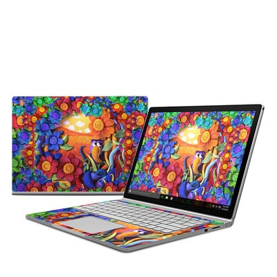 Microsoft Surface Book Skin - Summerbird