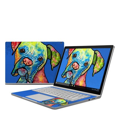 Microsoft Surface Book Skin - Sun Moon Stars