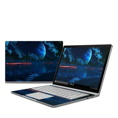 Microsoft Surface Book Skin - Thetis Nightfall