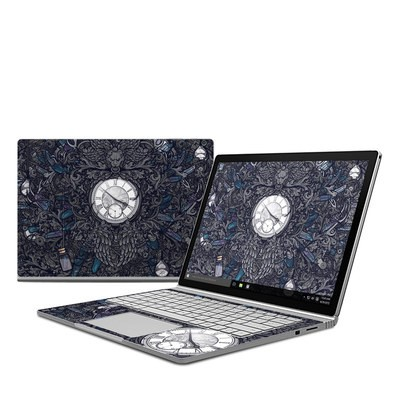 Microsoft Surface Book Skin - Time Travel
