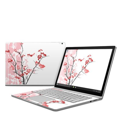 Microsoft Surface Book Skin - Pink Tranquility