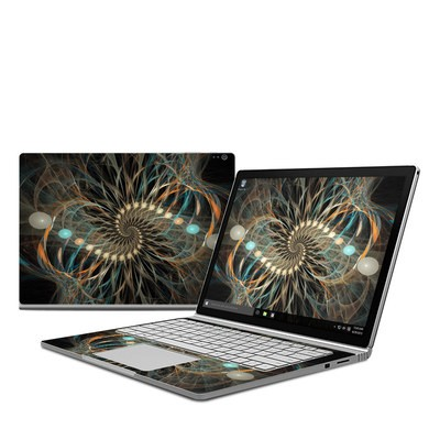 Microsoft Surface Book Skin - Vortex