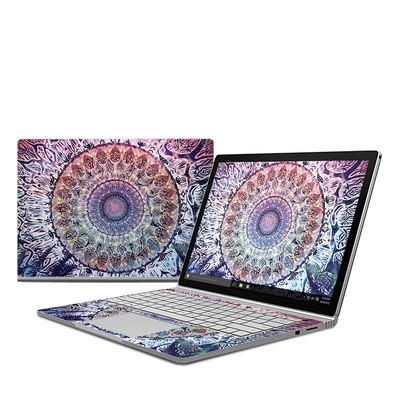 Microsoft Surface Book Skin - Waiting Bliss