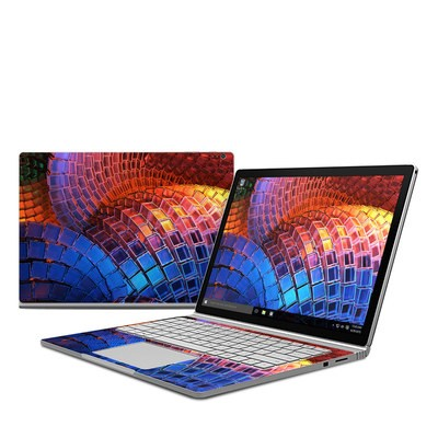 Microsoft Surface Book Skin - Waveform